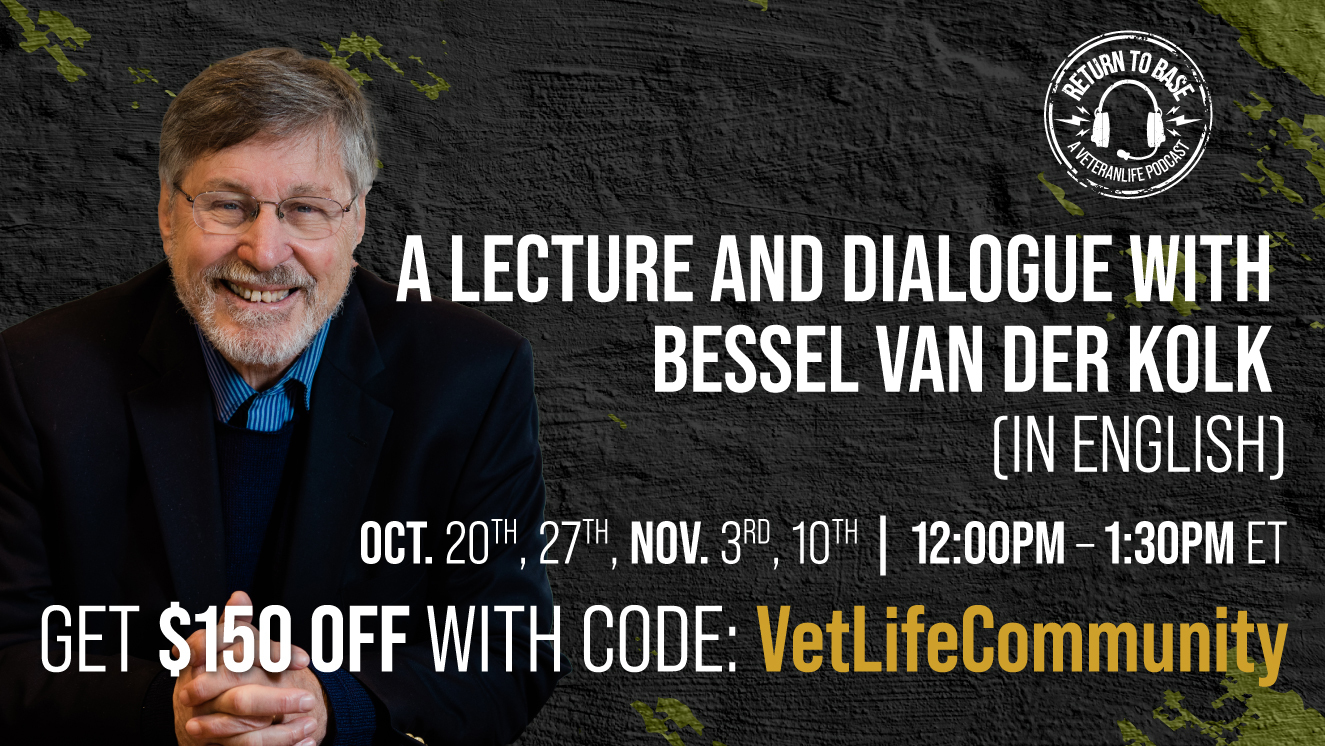 A Lecture and Dialogue with Bessel van der Kolk