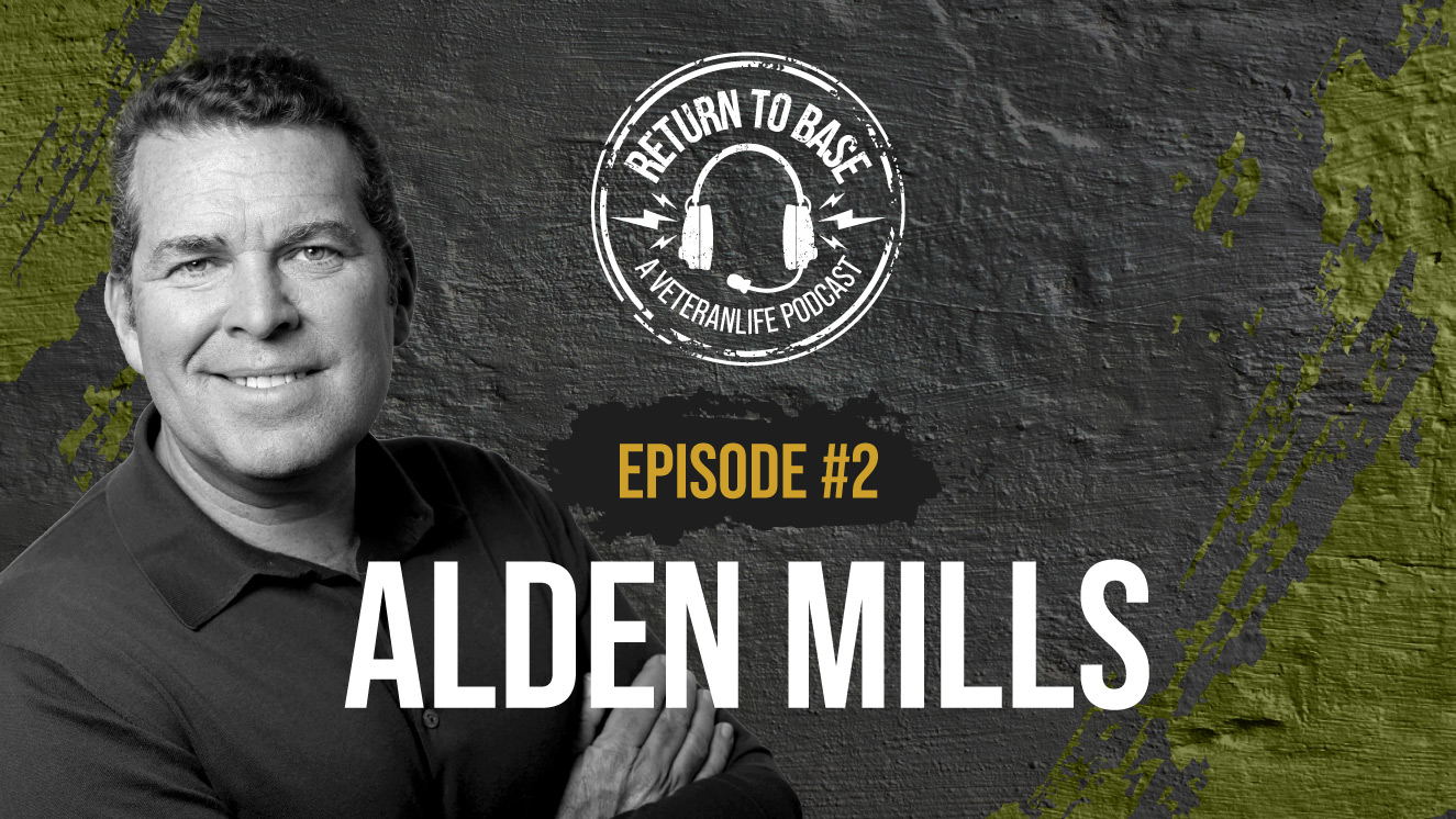 Return to Base Podcast Ep. #2: Alden Mills: Becoming Unstoppable